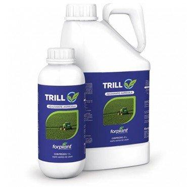 Trill - Adjuvante Agrícola Aumento da eficiência na pulverização