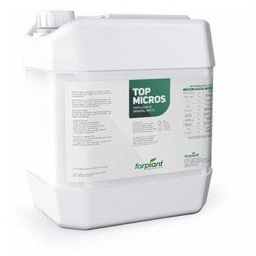 Top Micros - Fertilizante Foliar Indução floral com máximo aproveitamento nutricional