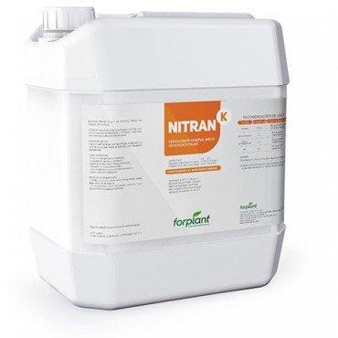 Nitran K - Fertilizante Foliar Indução floral com máximo aproveitamento nutricional