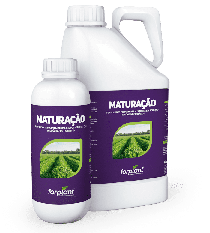 Maturação - Fertilizante Foliar Melhora do Aspecto, Tamanho e Coloração e Brix dos Frutos