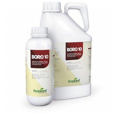 Boro 10 - Fertilizante Foliar Nutrientes essenciais para o desenvolvimento da planta