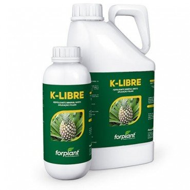 K-Libre Fertilizante Foliar Biofertilizante
