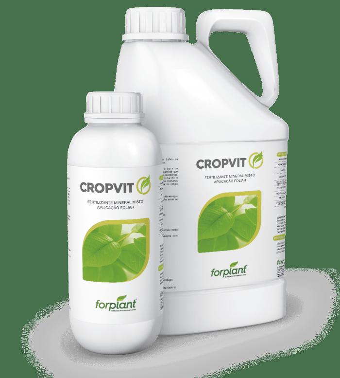Cropvit Fertilizante Foliar Bioestimulante