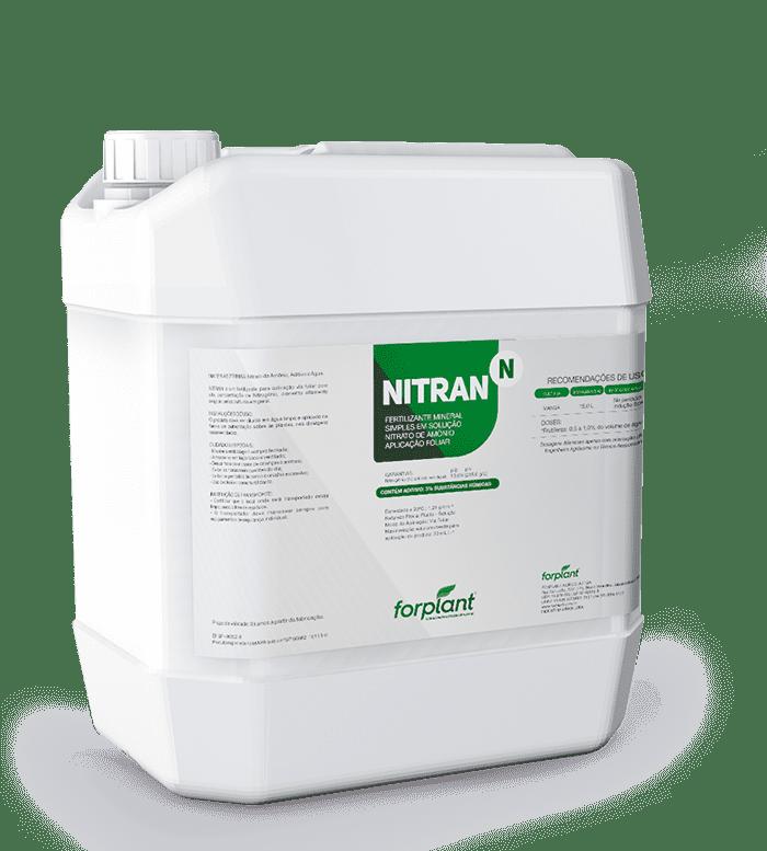 Nitran N - Fertilizante Foliar Obtenha o máximo de flores na indução floral