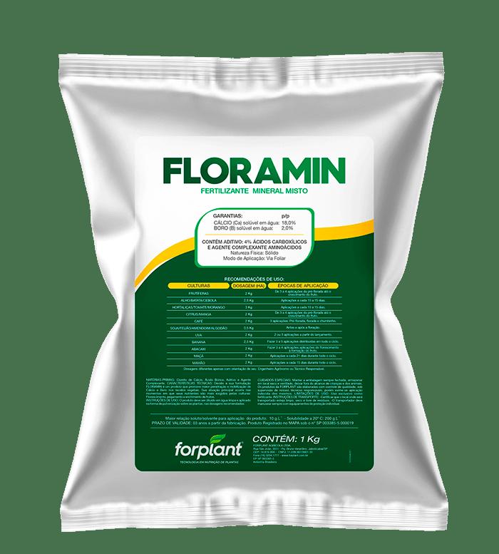 Floramin Fertilizante Foliar Biofertilizante