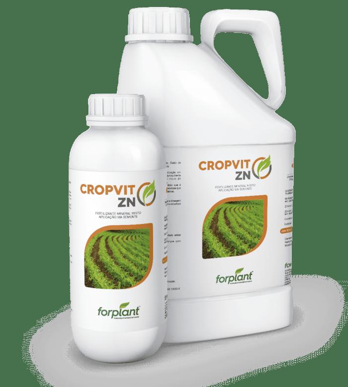 Cropvit ZN Fertilizante Foliar Bioestimulante
