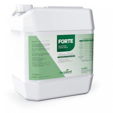 Forte - Fertilizante Foliar Nutrientes essenciais para o desenvolvimento da planta