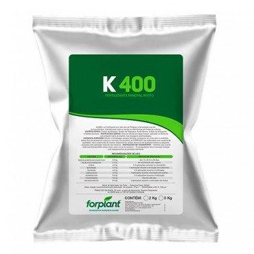 K 400 - Fertilizante Foliar Nutrientes essenciais para maior produtividade!
