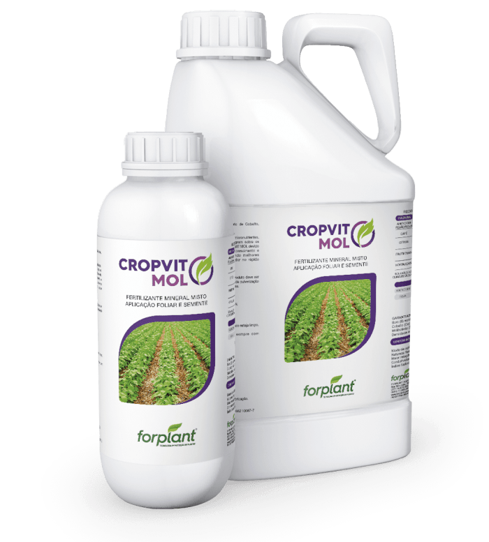 Cropvit Mol Fertilizante Foliar Biofertilizante