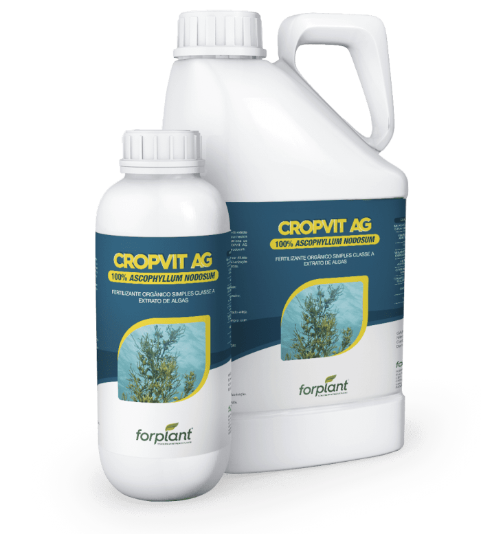 Cropvit AG Fertilizante Foliar Bioestimulante