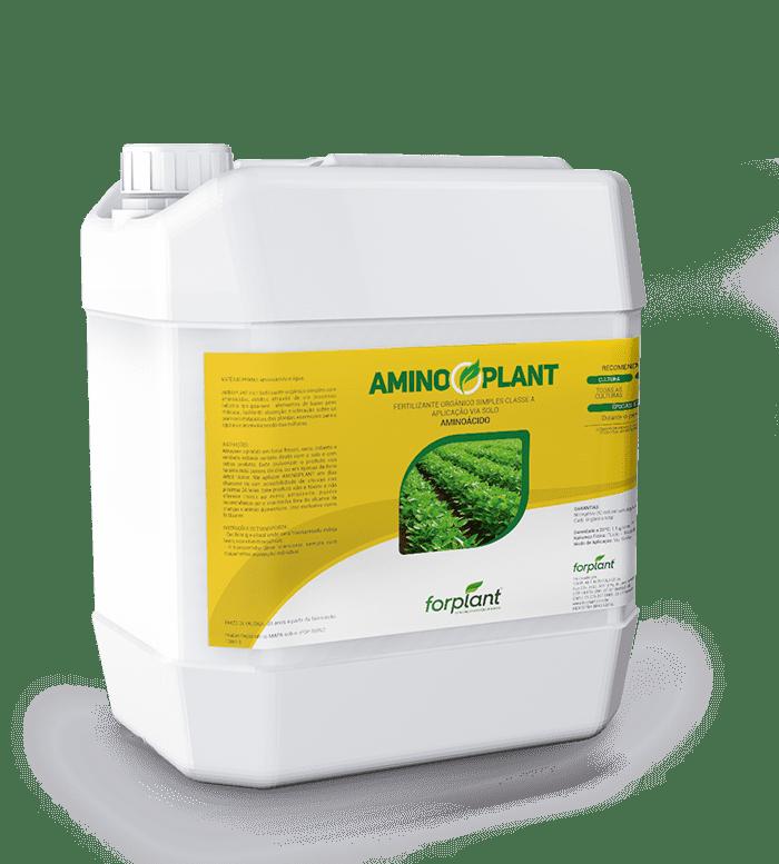 AminoPlant - Fertilizante Foliar O poder dos aminoácidos na sua lavoura!