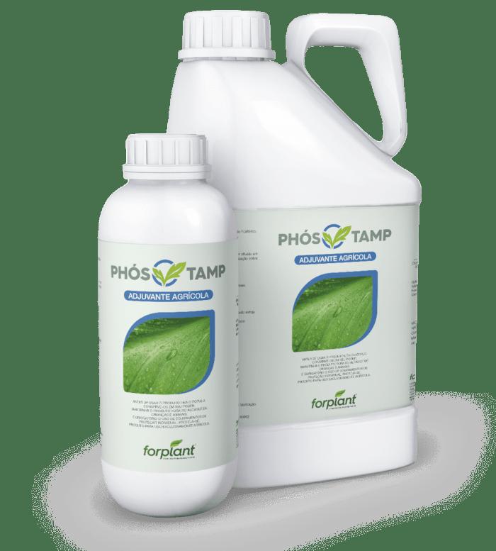 PhósTamp - Adjuvante Agrícola Tecnologia na aplicação