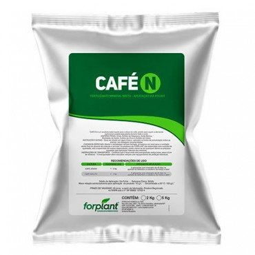 Café-N - Fertilizante Foliar Nutrientes essenciais para a cultura do café!